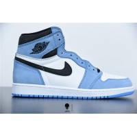 Air Jordan 1 High University Blue 555088-134