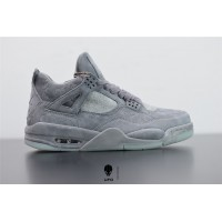 KAWS x Air Jordan 4 Cool Grey 930155-003