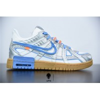 OFF-WHITE x Nike Air Rubber Dunk University Blue CU6015-700
