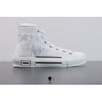 B23 High-Top Sneaker Dior Oblique Technical Canvas and White Calfskin 3SH118YNT_H060