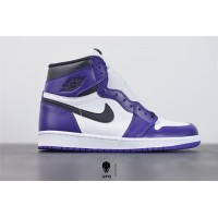 Air Jordan 1 High OG Court Purple 555088-500