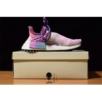 Pharrell Williams x Adidas Original HU Holi NMD Pink Glow AC7362