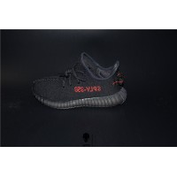 ADIDAS Yeezy Boost 350 Infant Black Red BB6372